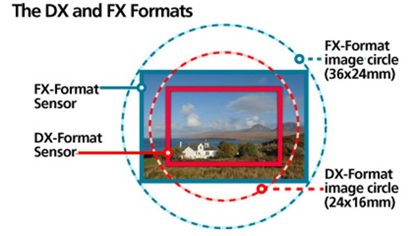 DX - FX Diagram