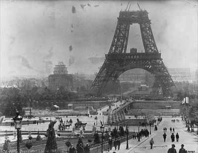 eyfel be423 Eyfel kulesi Paris